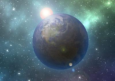 James Webb Telescope Magazine Design