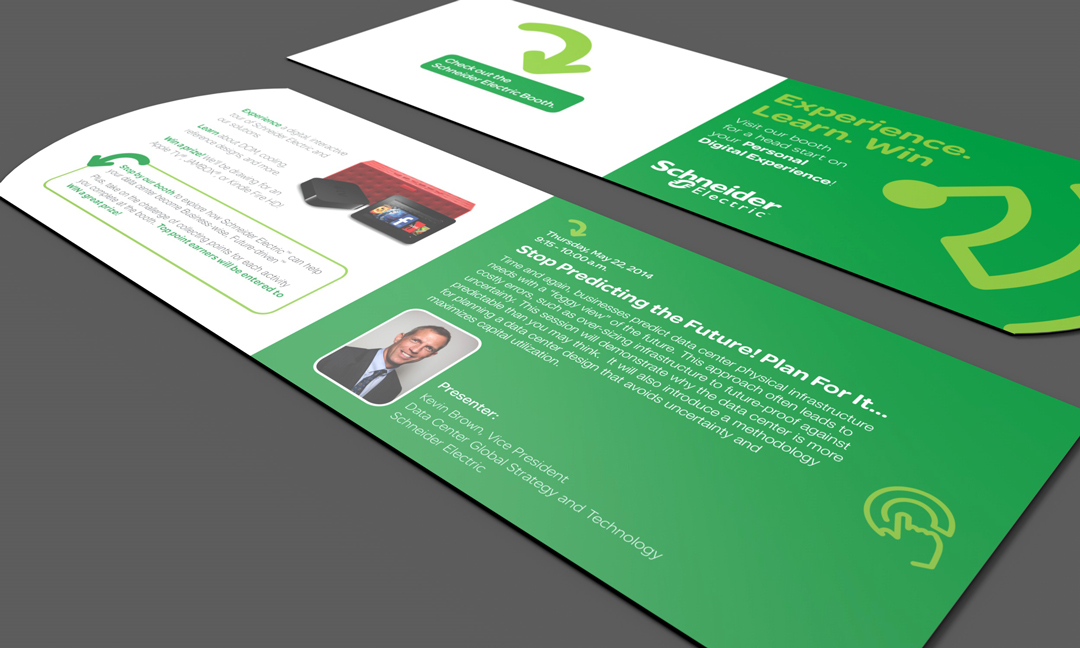 Schneider Electric Trade Show Design Dane Bliss