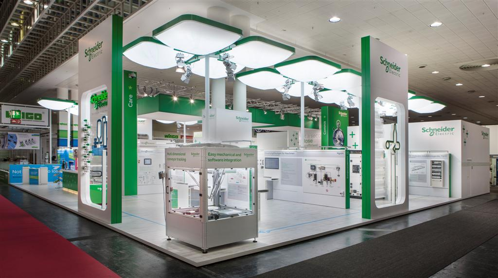 Exhibition Booth Price : Schneider electric trade show design dane bliss