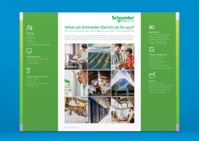 tradeshow-graphic-design-collage-schneider-electric-dane-bliss