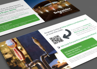 Schneider Electric Trade Show Design