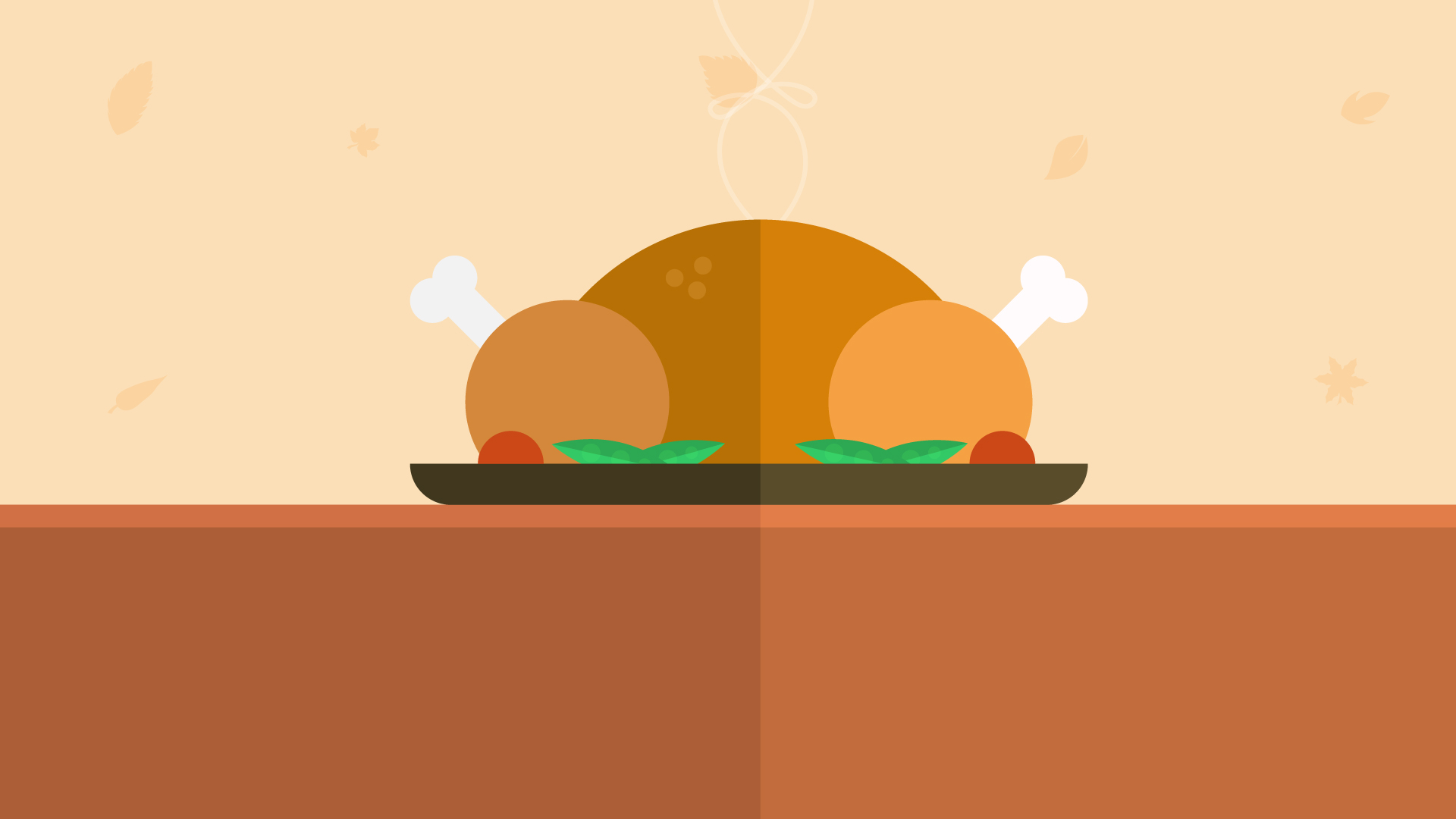 Thanksgiving Animated Video