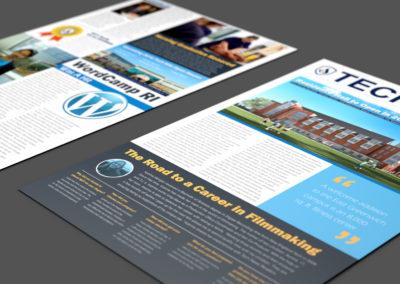 NEIT Newsletter Redesign