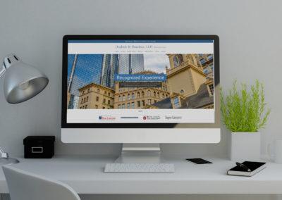 Diedrich & Donohue Website